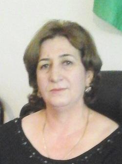 Əhmədova Şərəf